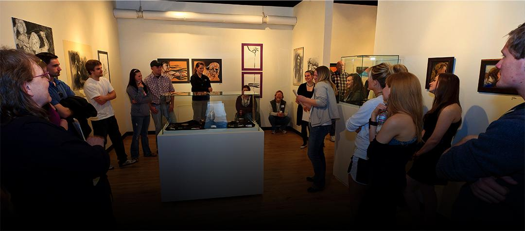 Red Lodge Clay Center Exhibit on display at Ryniker-Morrison Gallery January 14 – February 12