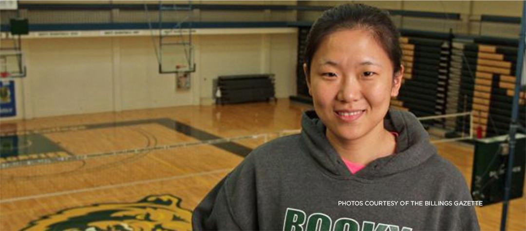 Rocky's Yang Yang named First Team All-America