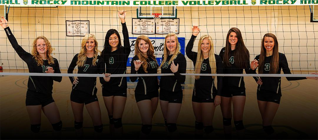 Rocky volleyball Garners Another Post-Season Academic Honor