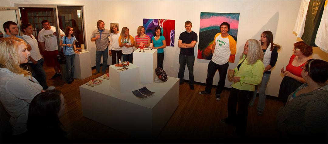 Ryniker-Morrison Gallery Hosts 'Kaleidoscope: 2015 Juried Student Exhibition' March 12 - April 1