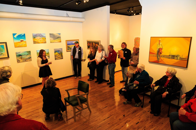 Ryniker-Morrison Gallery hosts 'Teacher of Art' exhibit February 5-25