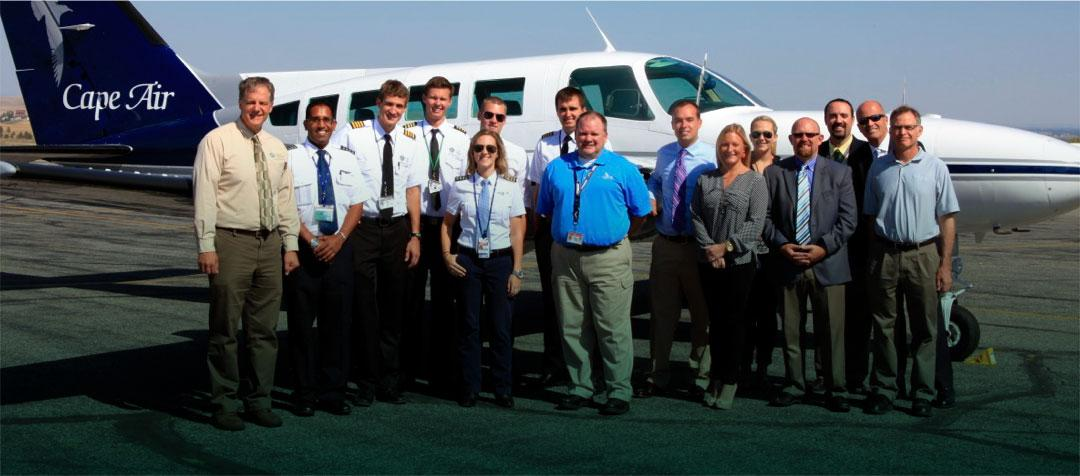 RMC Aviation Department Announces PARTNERHIP AGREEMENT WITH CAPE AIR