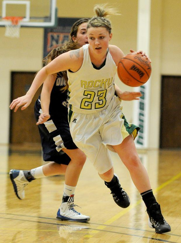 #23 Whitney Mitchell ~ photo: Billings Gazette