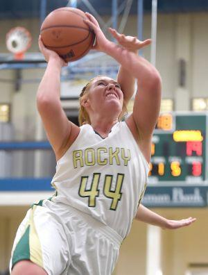 #44 Tenika Capouch ~ photo: Billings Gazette