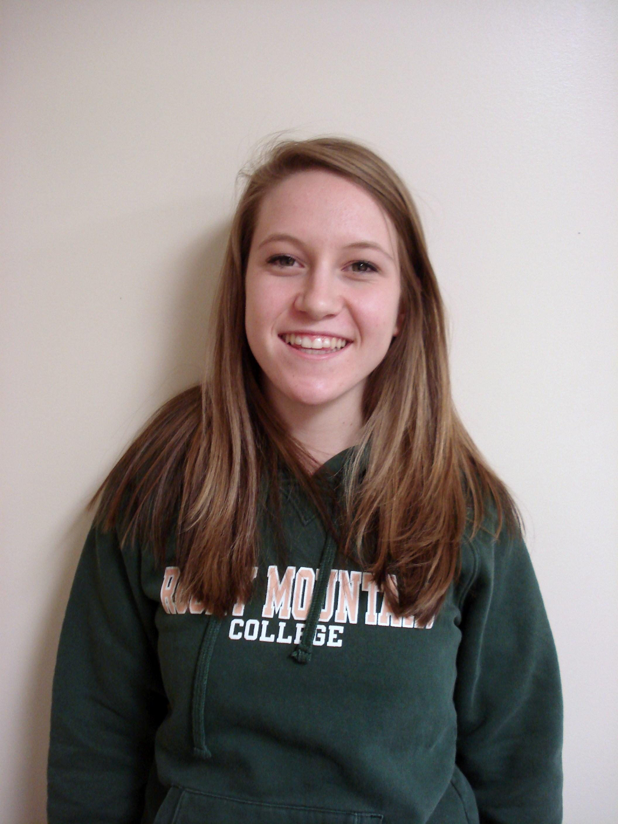 Emma Constantine ('18) Major: Accounting