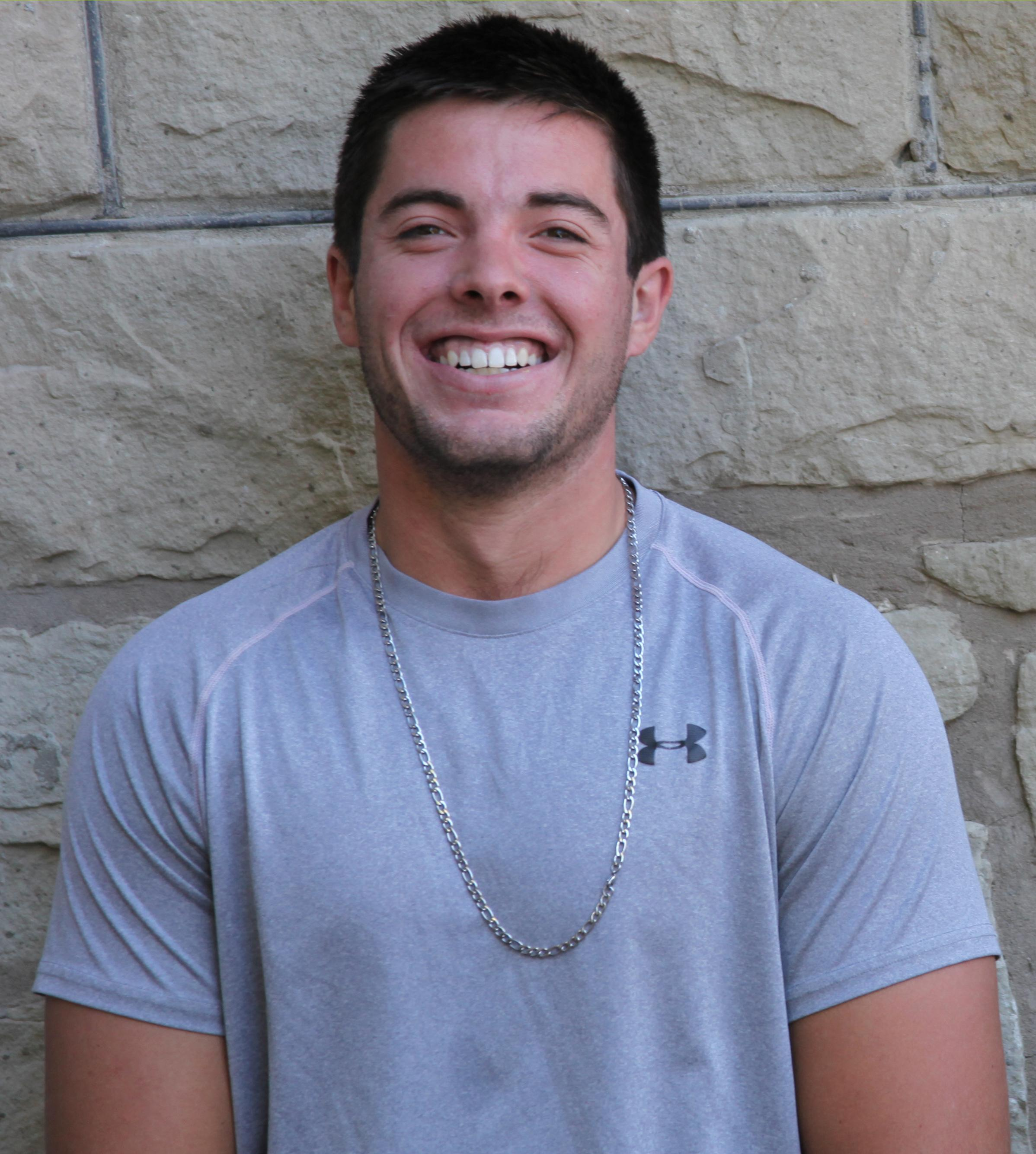 Cody Tilley ('17) Major: Business